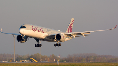 A7-ALW - Airbus A350-941 - Qatar Airways
