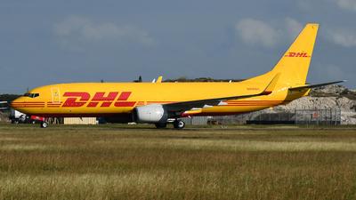 N916SC - Boeing 737-86J(BDSF) - DHL Cargo