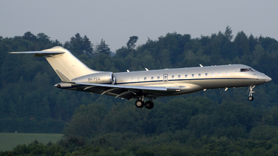A picture of 9HFCA - Bombardier Global 6000 -  - © ErezS