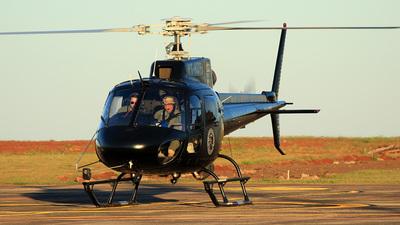 PT-HZF - Eurocopter AS 350B2 Ecureuil - Brazil - Policia Civil