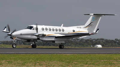 A32-350 - Beechcraft B300 King Air 350 - Australia - Royal Australian Air Force (RAAF)