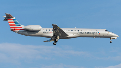 N632AE - Embraer ERJ-145LR - American Eagle (Piedmont Airlines)