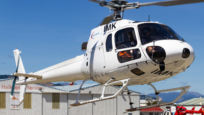 ZK-IMK - Eurocopter AS 350BA Ecureuil - Garden City Helicopters
