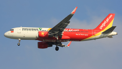 VN-A658 - Airbus A320-214 - VietJet Air