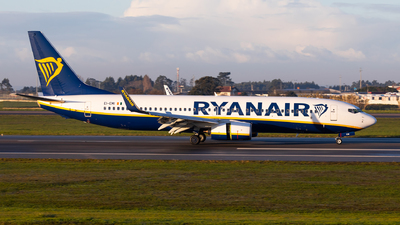 A picture of EIEMI - Boeing 7378AS - Ryanair - © Carlos Miguel Seabra