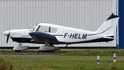 F-HELM - Piper PA-28-180 Cherokee C - Private