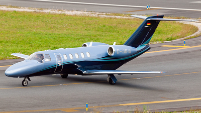 D-IMHA - Cessna 525 Citationjet CJ2 - Private