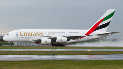A6-EOY - Airbus A380-861 - 209