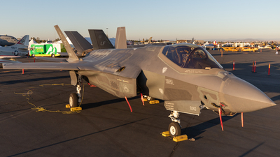 11-5040 - Lockheed Martin F-35A Lightning II - United States - US Air Force (USAF)