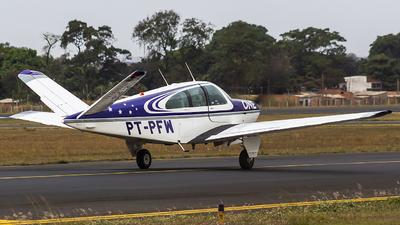 PT-PFW - Beechcraft N35 Bonanza - Private