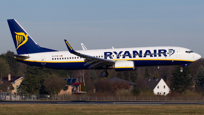 EI-FIB - Boeing 737-8AS - Ryanair
