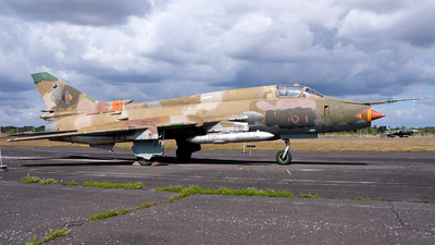 613 - Sukhoi Su-22M4 Fitter K - German Democratic Republic - Air Force