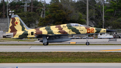 761536 - Northrop F-5N Tiger II - United States - US Navy (USN)