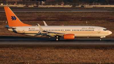 D-AHLK - Boeing 737-8K5 - TUI