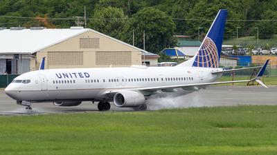 N63890 - Boeing 737-924ER - United Airlines
