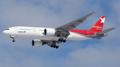 A picture of VPBJF - Boeing 77721B(ER) - Nordwind Airlines - © Aktug Ates