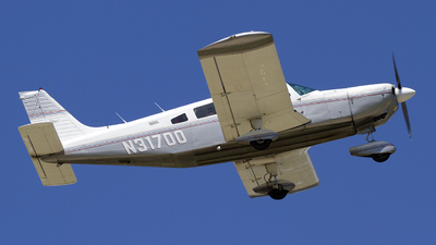 A picture of N31700 - Piper PA32300 - [327840143] - © Jeremy D. Dando
