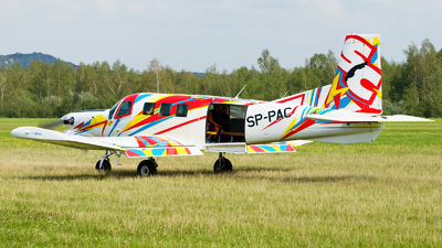SP-PAC - Pacific Aerospace P-750 XSTOL - Private