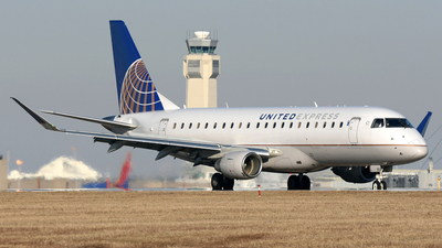 N86311 - Embraer 170-200LR - United Express (Mesa Airlines)