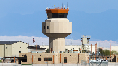 KVGT - Airport - Control Tower