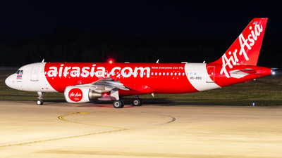 A picture of HSBBS - Airbus A320216 - AirAsia - © Amarase Pamarapa