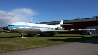 85172 - Sud Aviation Caravelle Tp85 - Sweden - Air Force