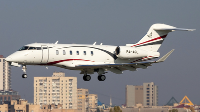 P4-AGL - Bombardier BD-100-1A10 Challenger 350 - Private