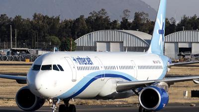 XA-TEA - Airbus A321-211 - Interjet
