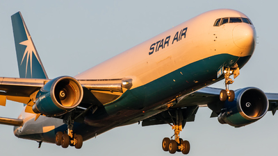 OY-SRW - Boeing 767-346F(ER) - Star Air