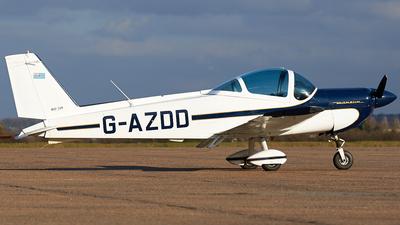 G-AZDD - MBB Bo209 Monsun - Private