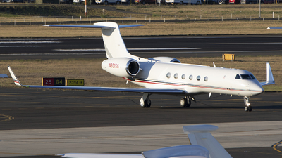 N901SG - Gulfstream G-V - Private