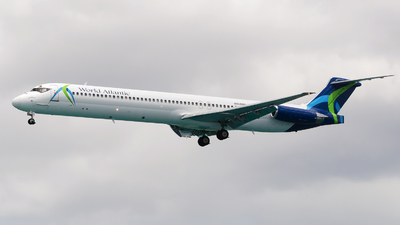 N804WA - McDonnell Douglas MD-83 - World Atlantic Airlines