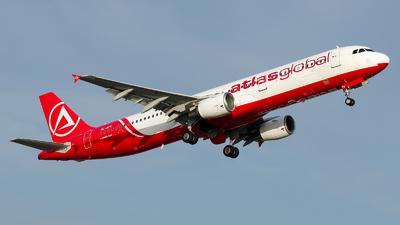 A picture of TCATY - Airbus A321211 - [0808] - © Alp AKBOSTANCI