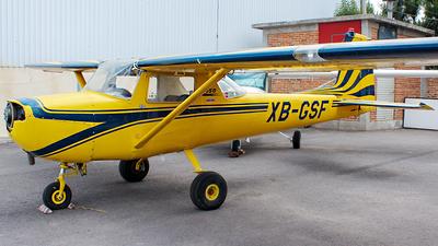 XB-GSF - Cessna 150D - Private