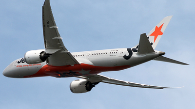 VH-VKJ - Boeing 787-8 Dreamliner - Jetstar Airways