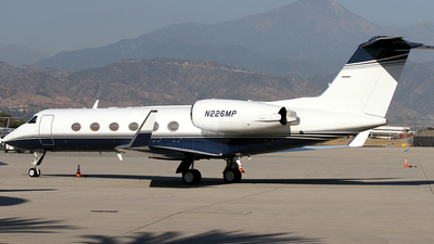 N226MP - Gulfstream G-IV(SP) - Private