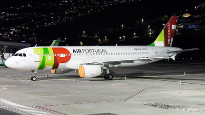 A picture of CSTNK - Airbus A320214 - TAP Air Portugal - © Martin Rogosz