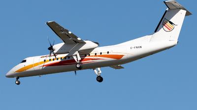 A picture of CFNXN - De Havilland Canada Dash 8300 - Air Creebec - © Hongyu Wang