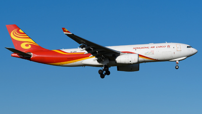 A picture of BLNV - Airbus A330243F - Hong Kong Air Cargo - © NRTspt_T93