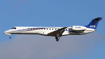 PH-DWA - Embraer ERJ-145LR - JetNetherlands