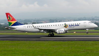 N177HQ - Embraer 190-100IGW - Airlink