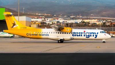A picture of GVZON - ATR 72500 - [0853] - © Pablo Gonzalez de Leon