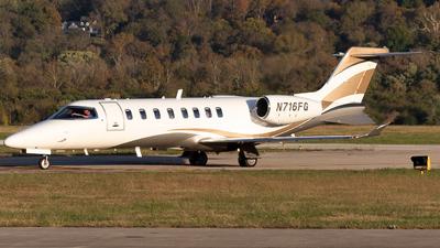 N716FG - Bombardier Learjet 45 - Private