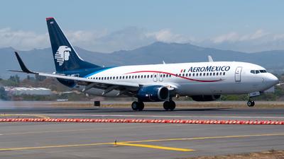 A picture of XAAMZ - Boeing 7378AS - [29927] - © Roberto Tirado
