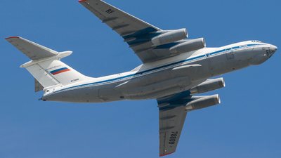 RF-78809 - Ilyushin IL-76MD - Russia - Air Force