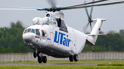 RA-06261 - Mil Mi-26T Halo - UTair Aviation