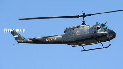 AE-408 - Bell UH-1H Iroquois - Argentina - Army