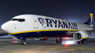 EI-FOE - Boeing 737-8AS - Ryanair