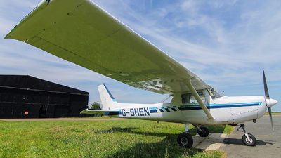 G-BHEN - Reims-Cessna F152 - Private