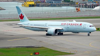 C-FGFZ - Boeing 787-9 Dreamliner - Air Canada